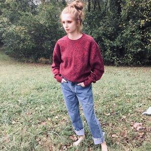 Vintage GAP Shetland wool sweater